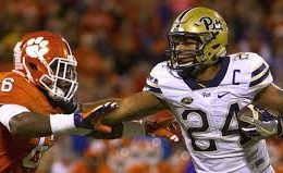 Pitt Panther's use of Power Read Shovel against Clemson